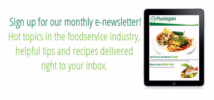 Sign up for our monthly e-newsletter!