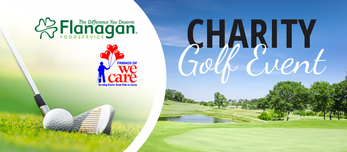 2017 Charity Golf Event Banner