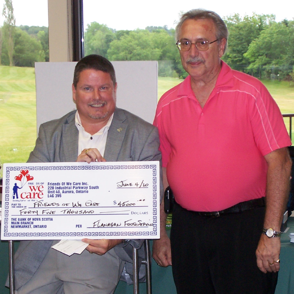 22nd Annual Golf Tournament a Success