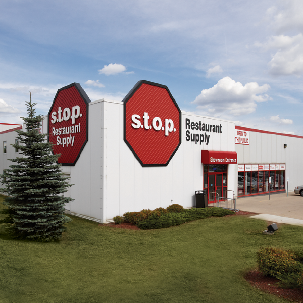 s.t.o.p. Restaurant Supply and Lively expansions