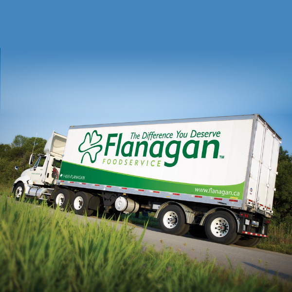 Flanagan Foodservice New Look