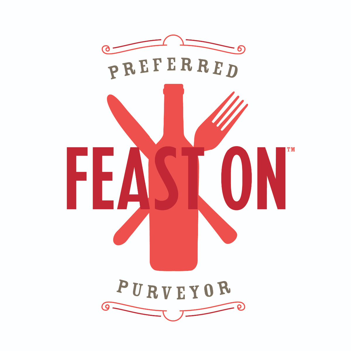 Feast On Preferred Purveyor logo