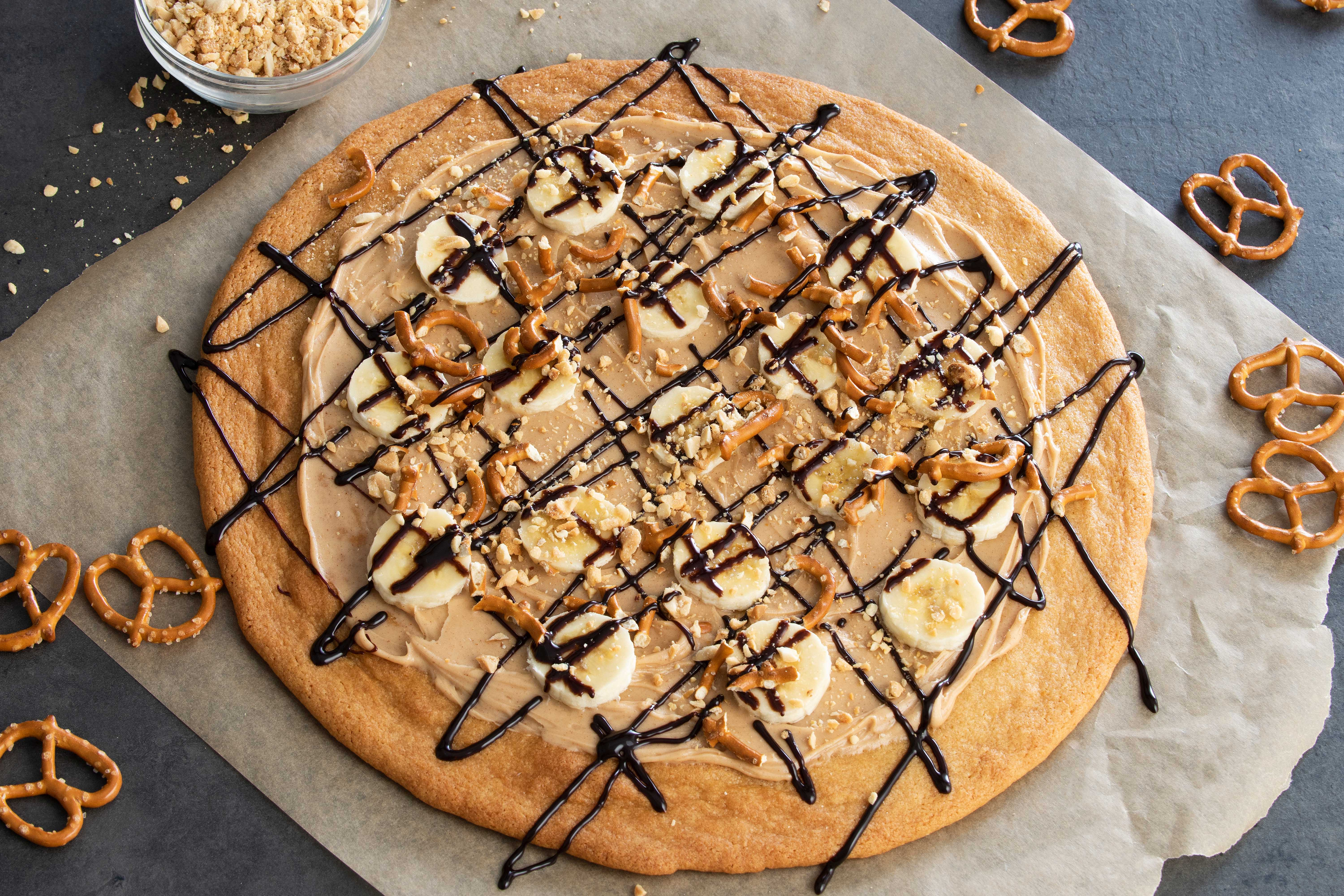 Peanut Butter Pizza