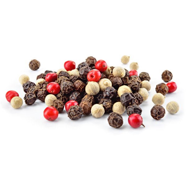 Mix of peppercorns, Flanagan Foodservice dry goods products