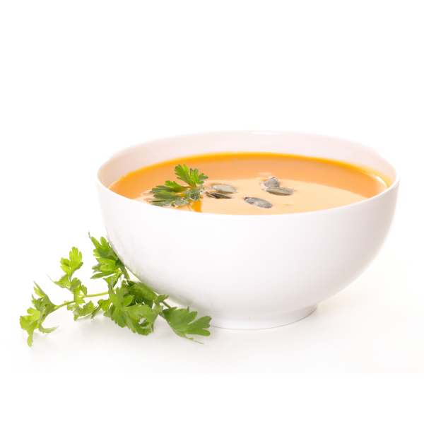 Carrot soup Flanagan Foodservice entree products