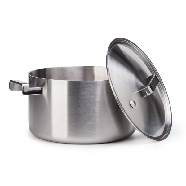 Stainless steel pot, Flanagan Foodservice supplies and equipment products