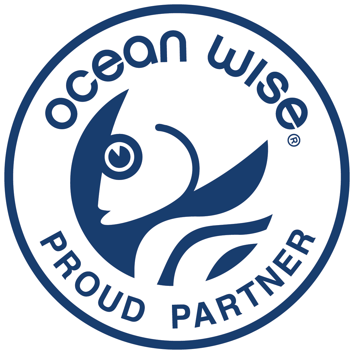 Ocean Wise Proud Partner Logo