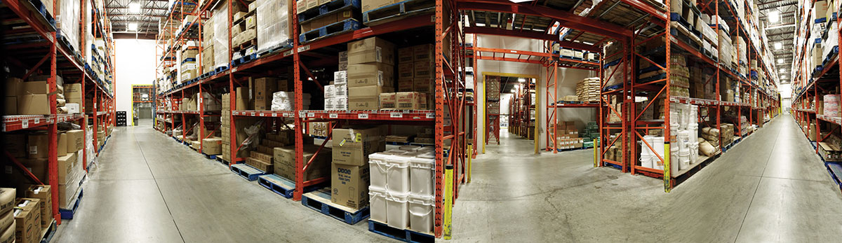 Flanagan Foodservice warehouse